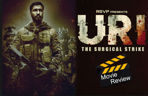 URI Movie Review and Box Office Collection - Latest Bolly Buzz