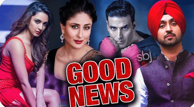 "Upcoming Movie ""Good News"""