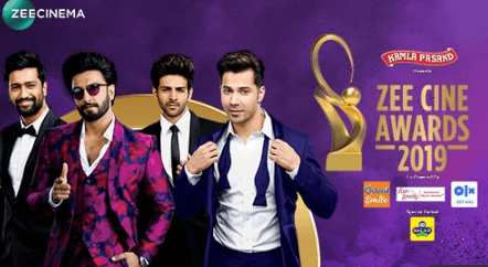 Zee Cine Award 2019