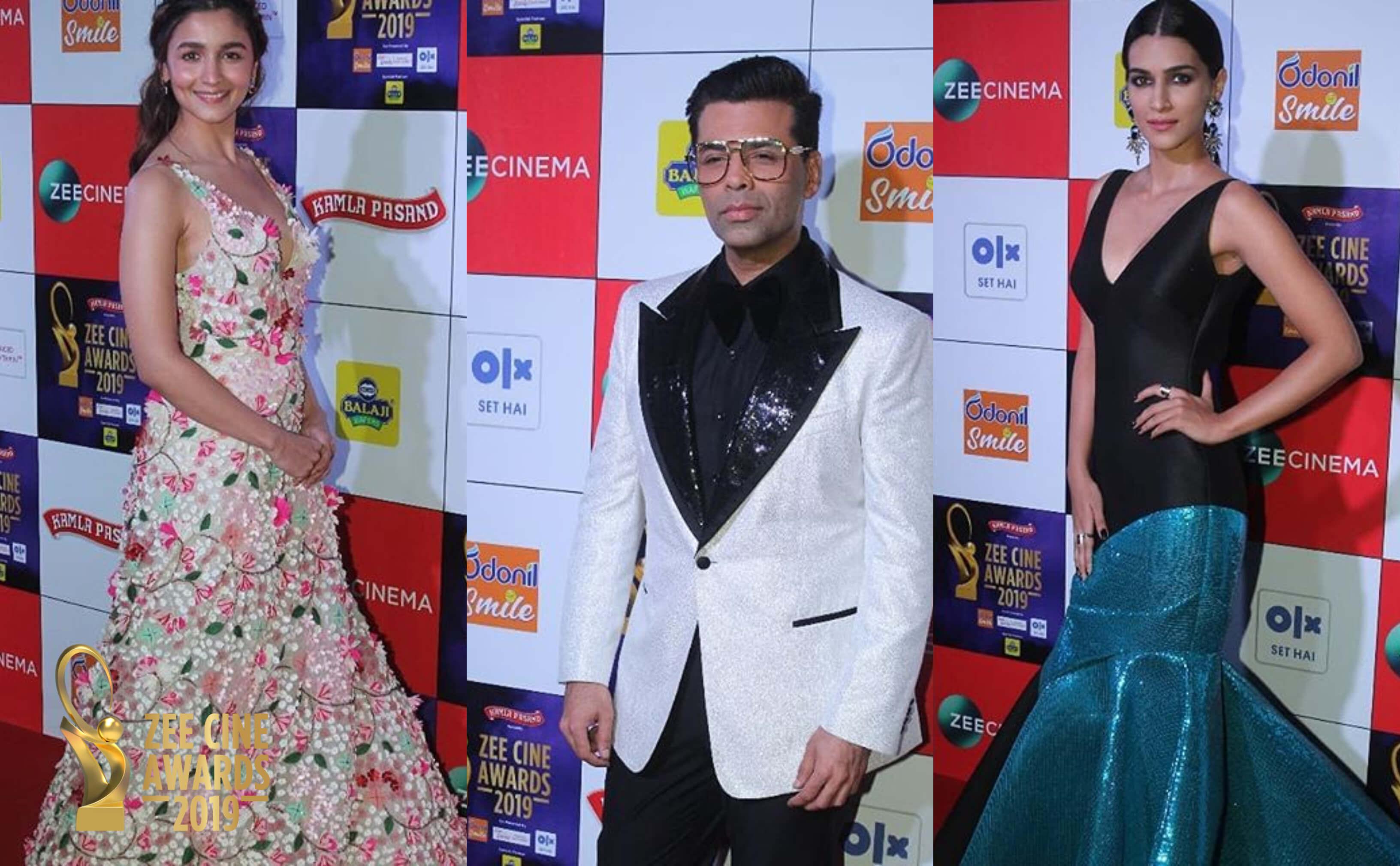 Zee Cine Award 2019 Winners