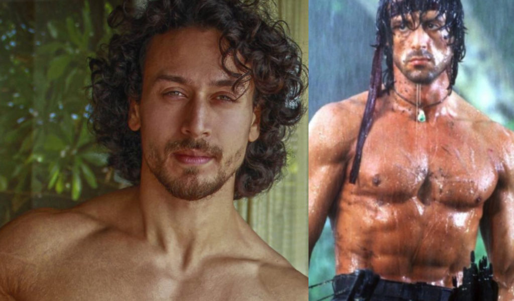 Tiger Shroff will be seen in the Hindi remake of Hollywood