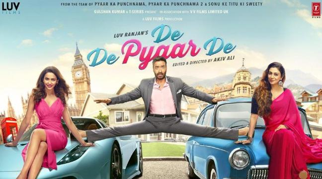 'De De Pyar De' Movie Review