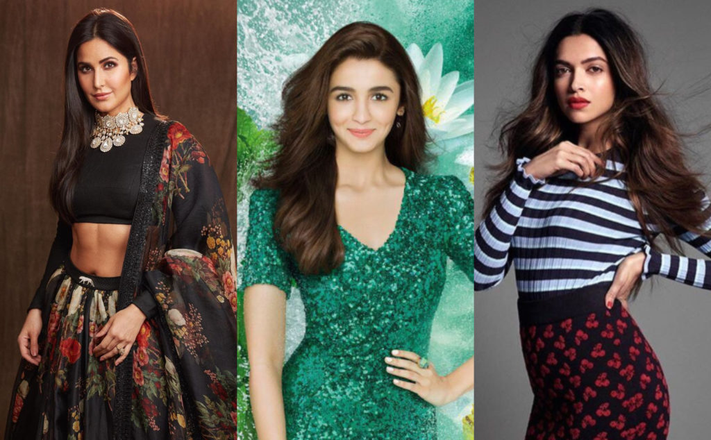 Top followed Bollywood actresses on Instagram